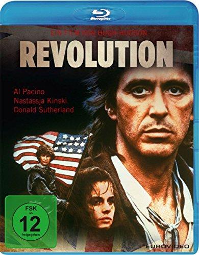Revolution [Blu-ray] (Al Pacino-filme)