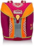 Scout Unisex - Kinder Schulranzen Nano Pink, heart pink, 49100278700