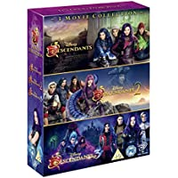 Disney Descendants 1-3 DVD Boxset