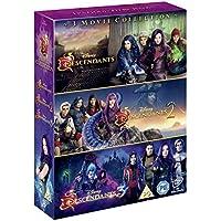 Disney Descendants 1-3 DVD Boxset