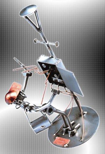 Boystoys HK Design - Schraubenmännchen Elektriker Handwerker - Metall Art Geschenkideen Deko...
