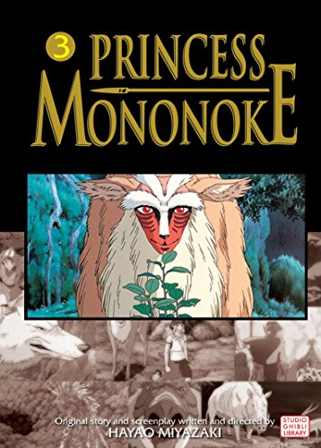 PRINCESS MONONOKE FILM COMIC GN VOL 03: v. 3