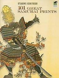 101 Great Samurai Prints (Dover Fine Art, History of Art)