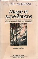 MAGIE ET SUPERSTITIONS