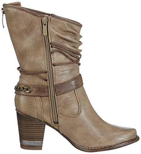 Mustang 1147505, Boots femme Marron (318 Taupe)