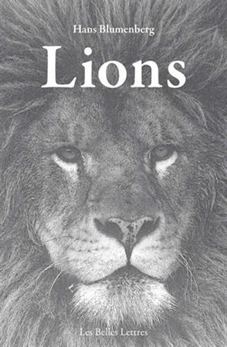 Lions par Hans Blumenberg
