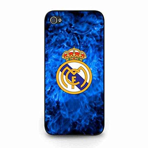 Classic Futbol Club Real Madrid Logo Phone Schutzh¨¹lle For IPhone 5c,Real Madrid Phone Skin IPhone 5c,Real Madrid CF Cover Schutzh¨¹lle,IPhone 5c R.Madrid phone Schutzh¨¹lle (Skins Madrid Real)