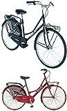 26 Zoll Damen Holland Fahrrad Alpina Olanda, Farbe:hellgrün
