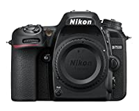 Nikon D7500 (boîtier nu) - Réflex Numérique 20.9 MP - Ecran inclinable 3.2' - Vidéo Ultra HD - Wi-Fi