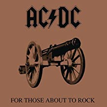For Those About to Rock We Salute You [Vinyl LP]