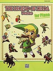 Legend Of Zelda Series (Pno Int-Adv) --- Piano --- Alfred Publishing