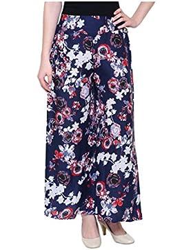 Indian Handicrfats Export 2 Day Regular Fit Women's Multicolor Trousers