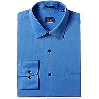 Arrow Men's Formal Shirt (8907538121691_ASTF0040_42_Medium Blue)