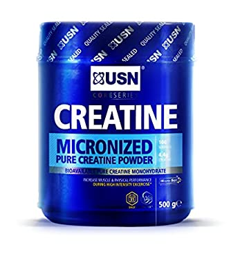 USN Creatine Monohydrate Size and Strength Powder from USN