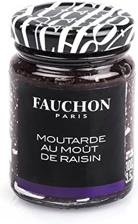 Fauchon - Moutarde au moût de raisin