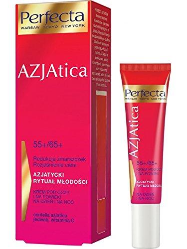 DAX azjatica Crème contour des yeux anti-rides avec Vitamine C 55 + 65 + 15 ml