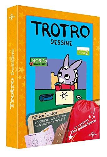 Trotro - Trotro dessine [La rentrée des petits héros]