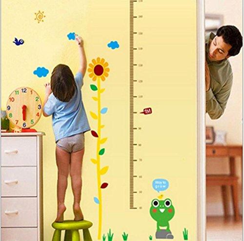 bambini-dellasilo-cartone-animato-adesivi-parete-della-stanza-decorativa-piedi-dei-bambini-di-altezz