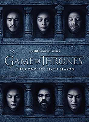 Game of Thrones - Season 6 [DVD]