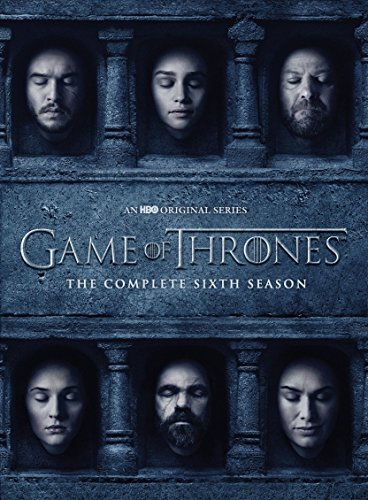 Game Of Thrones: The Complete Sixth Season (5 Dvd) [Edizione: Regno Unito]