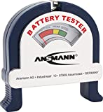 Best Battery Testers - Ansmann Battery Tester Review