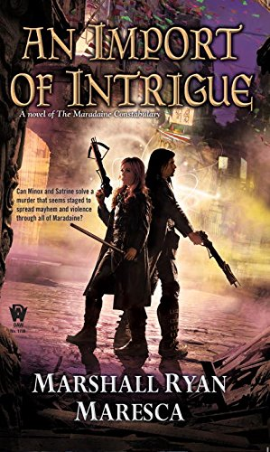 An Import of Intrigue Cover Image