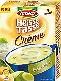 Heisse Tasse Käse Lauch Creme Suppe/3922 Inh.3