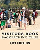 VISITORS BOOK - Backpacking Club