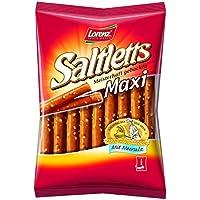 Lorenz Snack World Saltletts Maxi Sticks mit Meersalz, 125 g