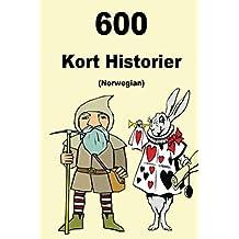 600 Kort Historier (Norwegian) (Norwegian Edition)