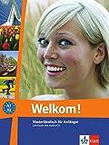 Welkom! A1-A2: Lehrbuch + Audio-CD