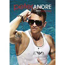 Official Peter Andre 2011 A3 Calendar