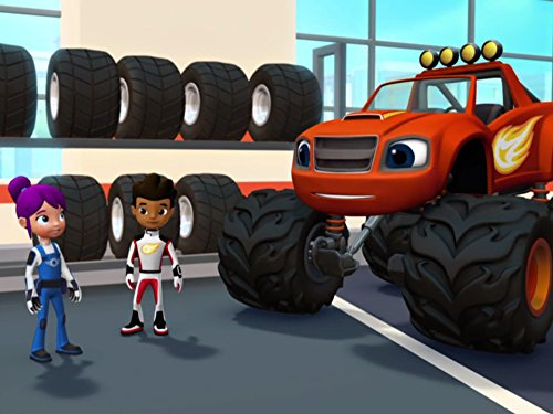 Image of Bouncy Tires