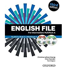English File third edition: Pre-intermediate: MultiPACK A with iTutor and iChecker by Oxenden/Latham-Koeni (2012-10-04)