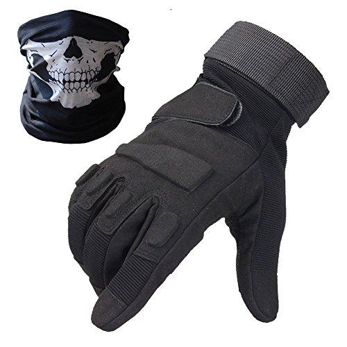 gants-tactiques-renforces-pour-camping-velo-conduite-scooter-noir-xl-masque-cadeau