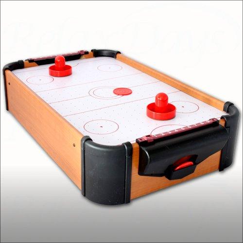 Preisvergleich Produktbild Air Hockey Tisch 51cm - Lufthockeyspiel
