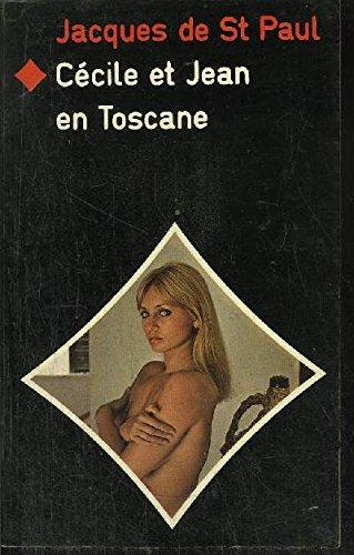 Cécile et jean en toscane par De Saint-Paul