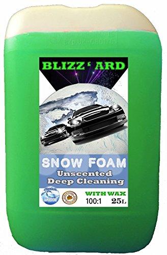 Snow Foam Wash und Wax 25L Liter snowfoam geruchloses