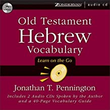 Old Testament Hebrew Vocabulary: Learn on the Go: Unabridged