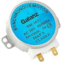 Sourcingmap a12090300ux0828 - Sm-16t ac 30v 3.5 / 4w 5 / 6rpm motor síncrono para el horno microondas