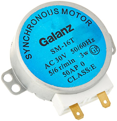 sm-16t AC 30V 3.5/4W 5/6RPM Synchronmotor für Mikrowelle (Ac-motor)