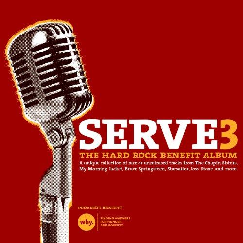Serve3: Artists Against Hunger...