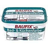 BAUFIX Bad- & Küchenfarbe Weiß matt 5 Liter