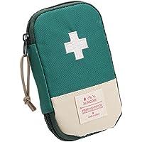 Grün Haushalt kleines tragbares Verbandkasten für Kfz (Drogen sind nicht enthalten.) preisvergleich bei billige-tabletten.eu