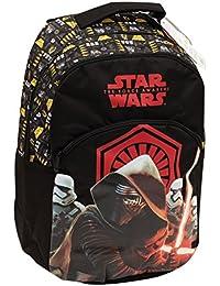 Giochi Preziosi Star Wars Multi mochila - Mochila para portátiles y netbooks (Multi, Imagen, Hombres, Bolsillo frontal, Cremallera, 300 mm)