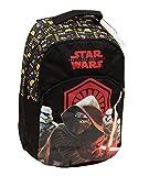 Star Wars TW909000 Zainetto per bambini, 46 cm, Nero