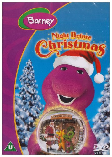 Barney A Very Merry Christmas The Movie Dvd.Barney Night Before Christmas Dvd Search Results King
