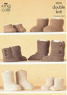 Baby Ugg Boots Free Knitting Patterns