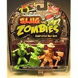S.L.U.G. (Slug) Zombies Figures 3-Pack (Christmas 2012) Ralph Reindead, Surprise Demise, Blazin' Bazel by Zombies