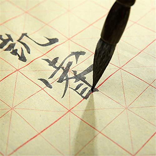 CaligrafíA China Engrosamiento De Papel De Arroz